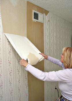 How to Strip Wallpaper, Clough