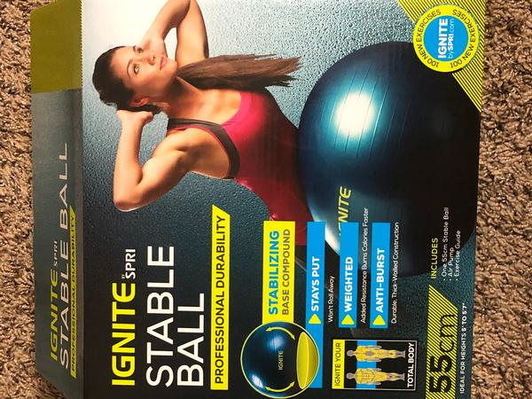 55cm Stable ball