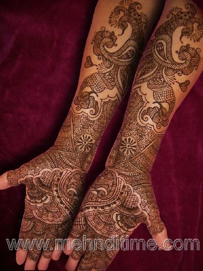 Bridal Mehndi By AnjuGarg in Austin